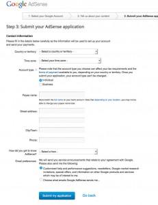 Google Adsense Page 2