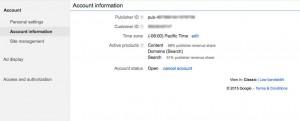 Google Adsense Page 4